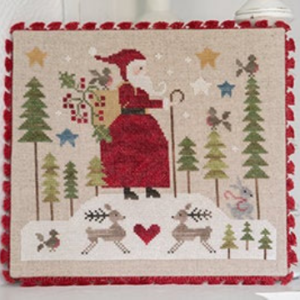 Tralala NUIT DE NOEL Cross Stitch Pattern