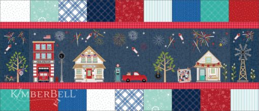Red White and Bloom Bench Pillow Kit3